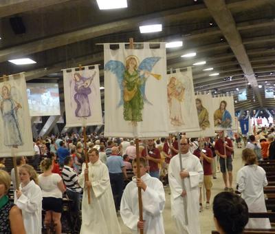 Lourdes2018-photos Saint-Sacrement (93)