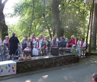 Lourdes-2018 - photos Cathedrale verdure (5)