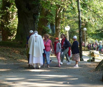 Lourdes-2018 - photos Cathedrale verdure (7)