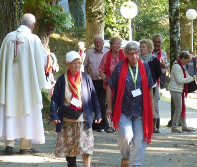 Lourdes-2018 - photos Cathedrale verdure (8)