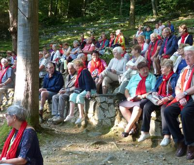 Lourdes-2018 - photos Cathedrale verdure (18)