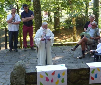 Lourdes-2018 - photos Cathedrale verdure (39)
