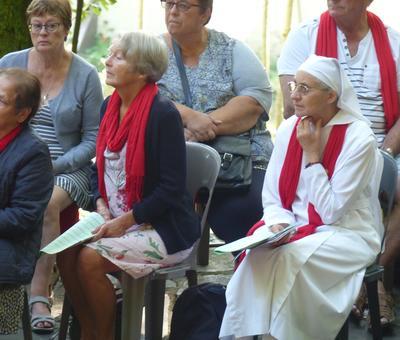 Lourdes-2018 - photos Cathedrale verdure (40)