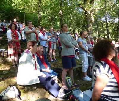 Lourdes-2018 - photos Cathedrale verdure (60)