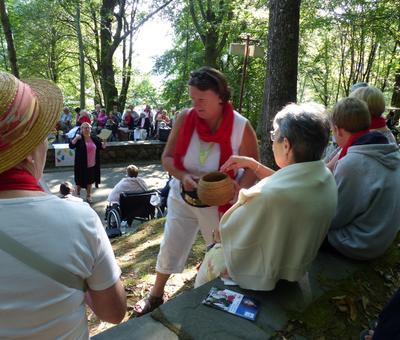 Lourdes-2018 - photos Cathedrale verdure (62)