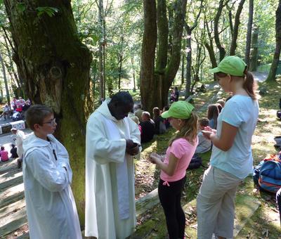 Lourdes-2018 - photos Cathedrale verdure (74)