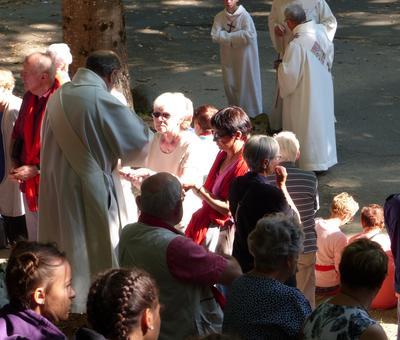 Lourdes-2018 - photos Cathedrale verdure (75)