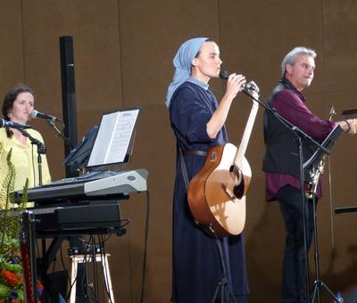 Lourdes 2018 - photos - Recital Soeur Agathe (37)