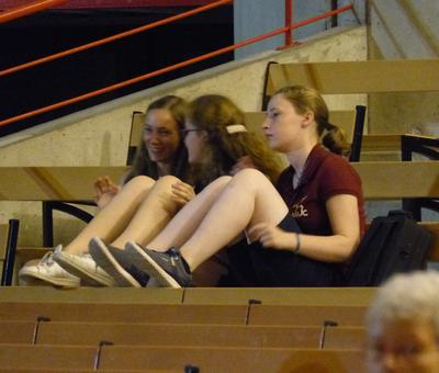 Lourdes 2018 - photos - Recital Soeur Agathe (42)