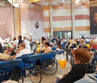 Lourdes 2018 - photos onction malades (73)