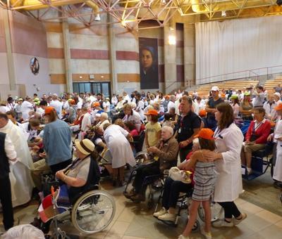 Lourdes 2018 - photos onction malades (99)
