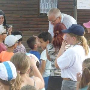 Hommages Mgr garnier Soeur servantes des pauvres (
