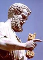 st Pierre et les clees du royaume