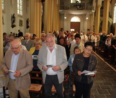 Messe action de grâce Jean-Roland