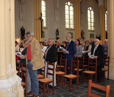 Messe action de grâce Jean-Roland 6