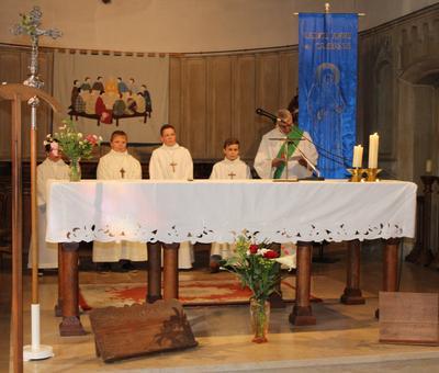 Messe action de grâce Jean-Roland 9