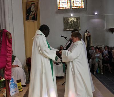 Messe action de grâce Jean-Roland 12