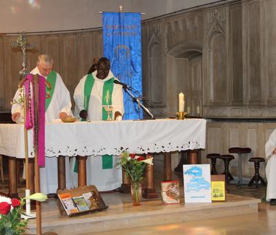 Messe action de grâce Jean-Roland 13