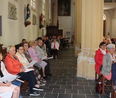 Messe action de grâce Jean-Roland 17