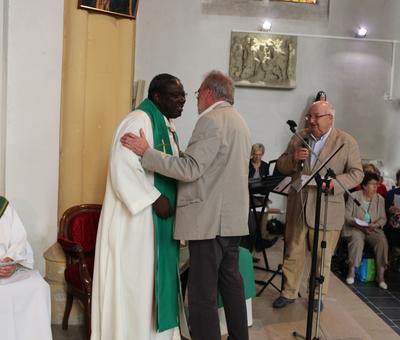 Messe action de grâce Jean-Roland 31