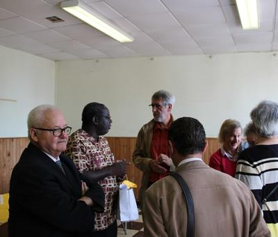 Messe action de grâce Jean-Roland 56
