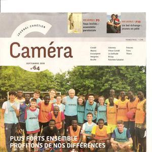 Caméra septembre 2018