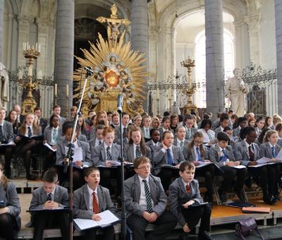 1809_Messe 450ème anniversaire 2