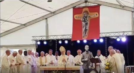 Messe Centenaire Joseph  Engling 4 octobre 2018