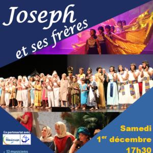 JOSEPH ET SES FRERES AFFICHE