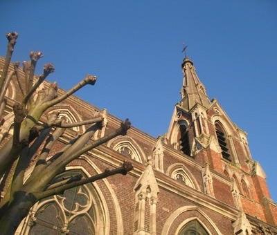 église St Martin Fresnes/E.