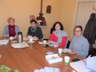 SEM preparation de la messe de la Sante
