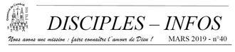 Disciple-infos