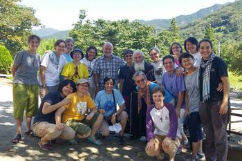 Les missionnaires d'Asie
