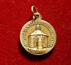 medaille valenciennes ND des Affliges