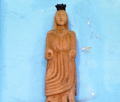 statue ND des Affliges Valenciennes