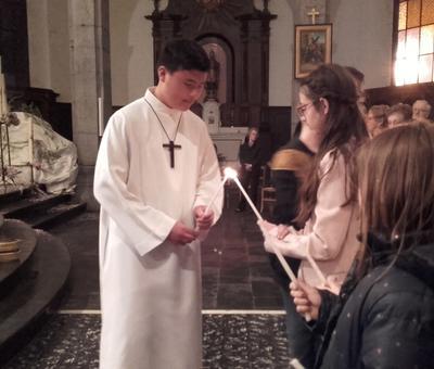 Semaine Sainte 2019 St Fr. Val d'E. 47