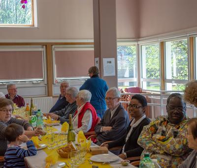 repas jeudi saint 2019 04 18 - 15