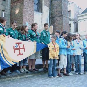 Scouts d'aujourd'hui...