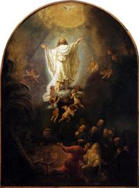 L'Ascension du Christ