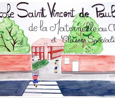 1909_Logo Ecole St Vincent de Paul