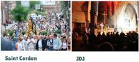 les rassemblement JCC