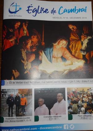 Revue Eglise de Cambrai