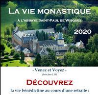 @abbaye St Paul de Wisques - réservé uniquement pour l'annonce des retraites
