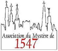 Mystere 1547 logo
