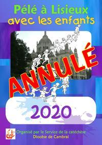 affiche Lisieux A4 ANNULE copie
