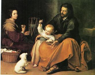 Murillo Ste Famille