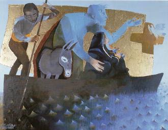 Arcabas fuite en Egypte