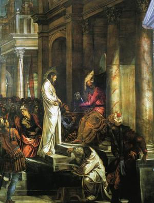 Pilate Tintoret001