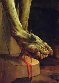 Gruenewald pieds