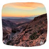 désert Neguev Terre Sainte